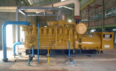 Pekerjaan instalasi Gas Engine untuk proyak PT. Medco E&P Indonesia